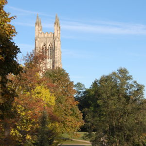 Fall at Williams College