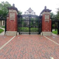 Brown University Gates
