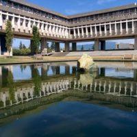 SFU Reflecting Pool
